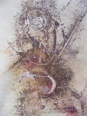 Mes peintures 2008